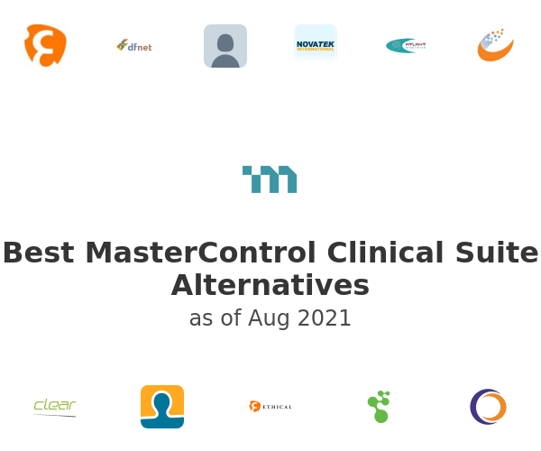 Best MasterControl Clinical Suite Alternatives