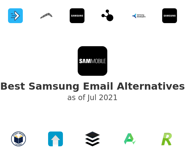 Best Samsung Email Alternatives
