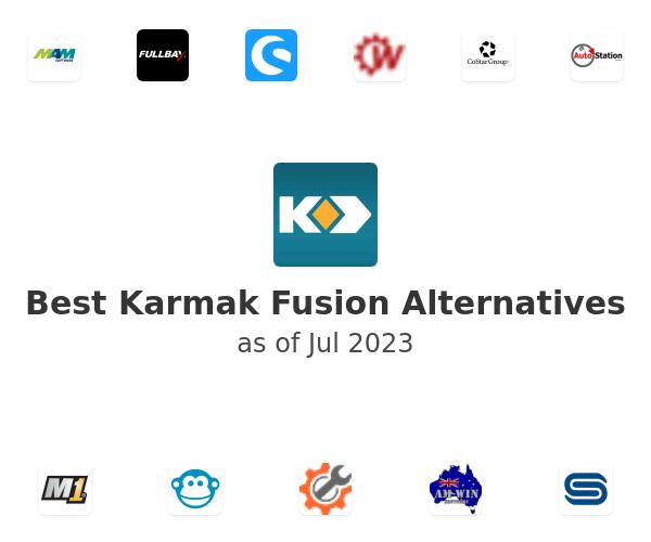 Best Karmak Fusion Alternatives