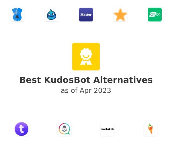 Best KudosBot Alternatives