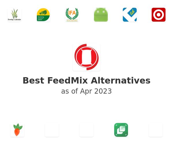 Best FeedMix Alternatives