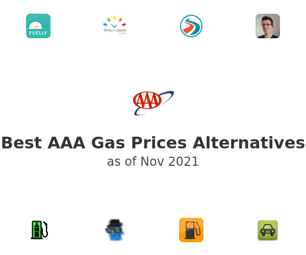 Best AAA Gas Prices Alternatives