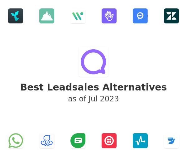 Best Leadsales Alternatives