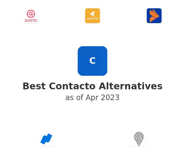 Best Contacto Alternatives