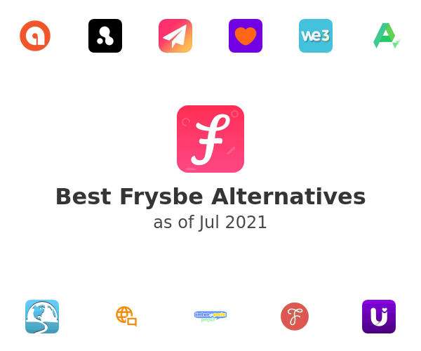 Best Frysbe Alternatives