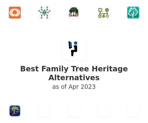 Best Family Tree Heritage Alternatives