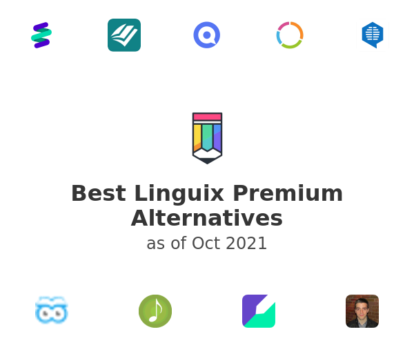 Best Linguix Premium Alternatives