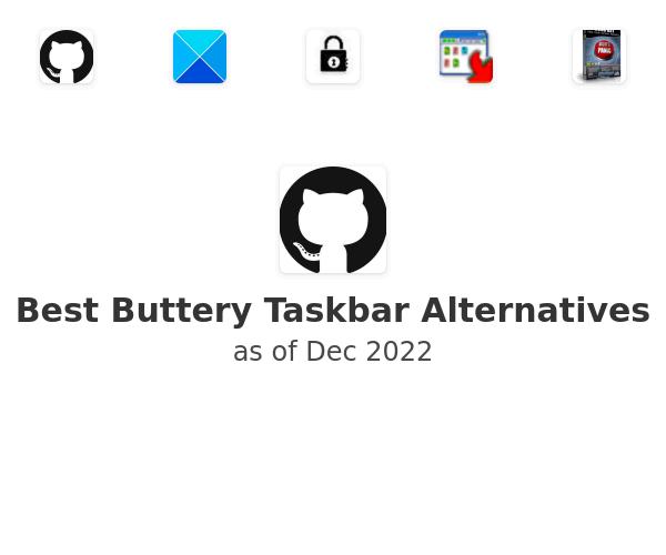 Best Buttery Taskbar Alternatives