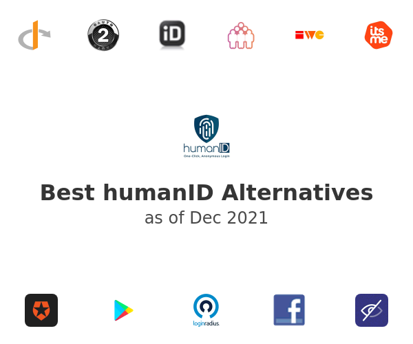 Best humanID Alternatives