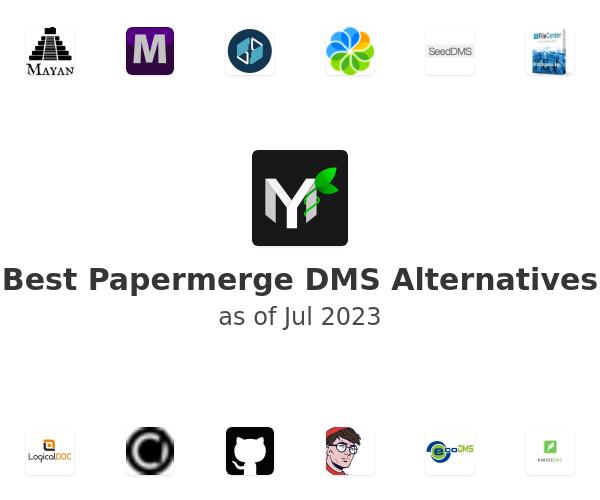 Best Papermerge DMS Alternatives