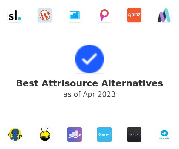 Best Attrisource Alternatives