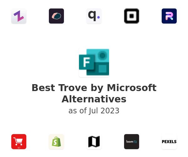 Best Trove by Microsoft Alternatives