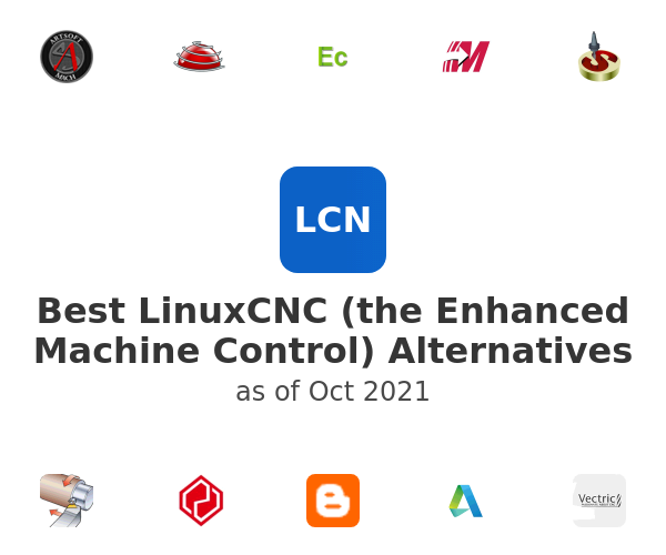 Best LinuxCNC (the Enhanced Machine Control) Alternatives