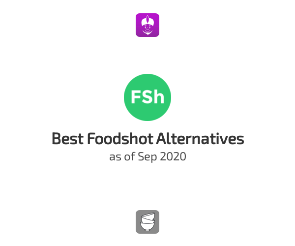 Best Foodshot Alternatives