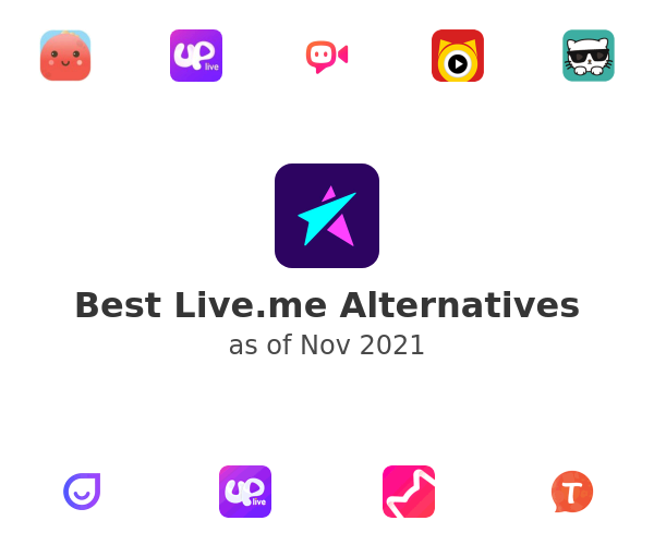 Best Live.me Alternatives