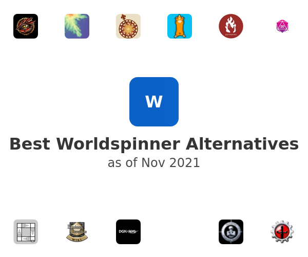 Best Worldspinner Alternatives