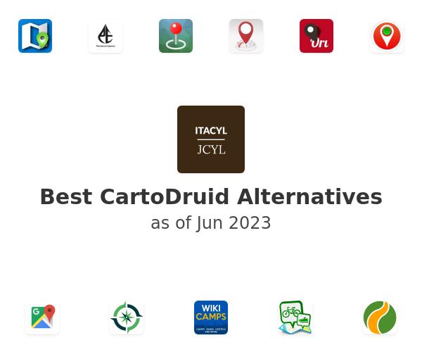 Best CartoDruid Alternatives