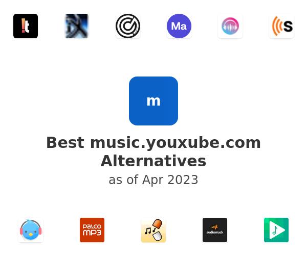 Best music.youxube.com Alternatives