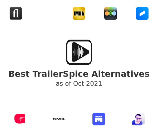 Best TrailerSpice Alternatives