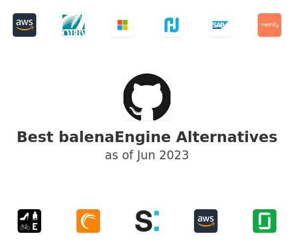Best balenaEngine Alternatives