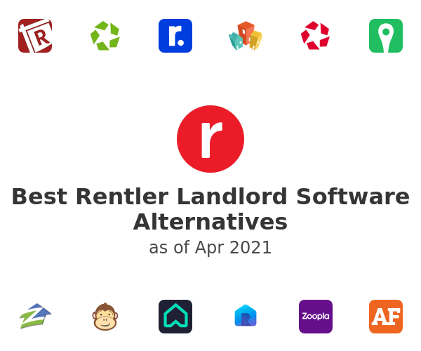 Best Rentler Landlord Software Alternatives