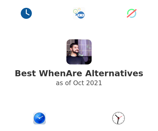 Best WhenAre Alternatives