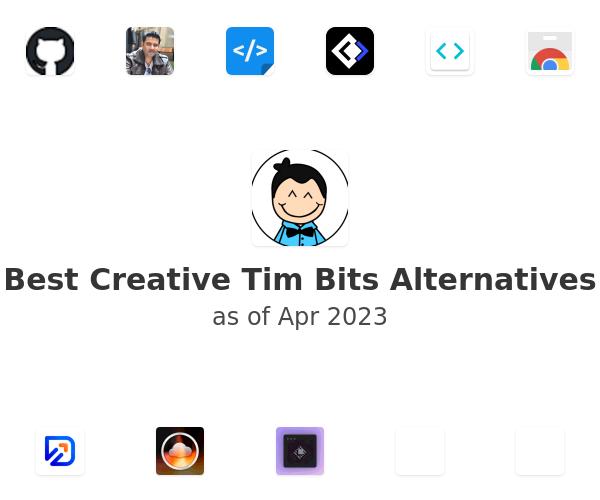 Best Creative Tim Bits Alternatives