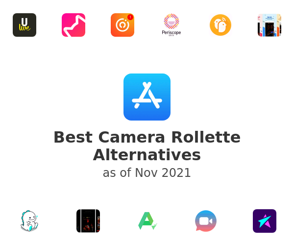 Best Camera Rollette Alternatives