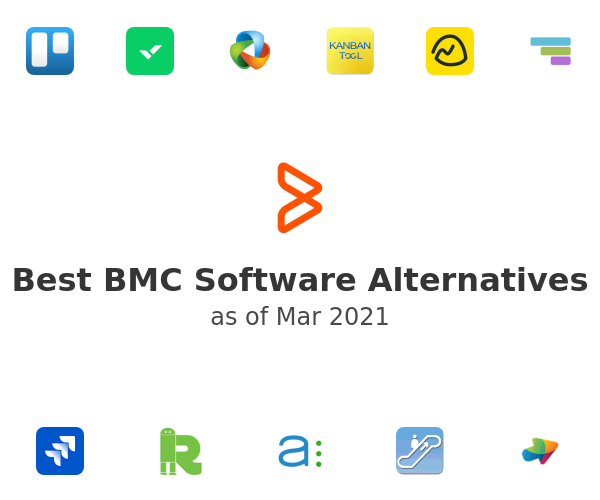 Best BMC Software Alternatives