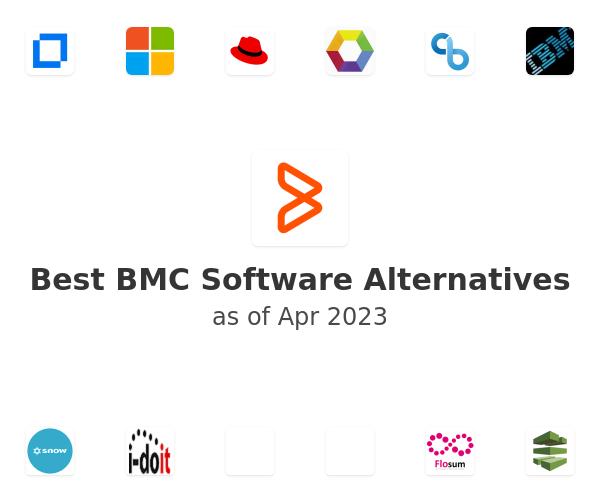 Best BMC Software Alternatives