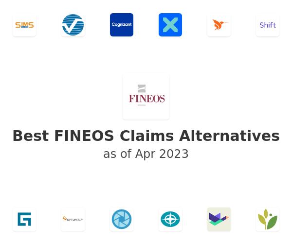 Best FINEOS Claims Alternatives