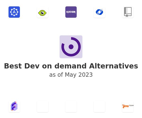 Best Dev on demand Alternatives