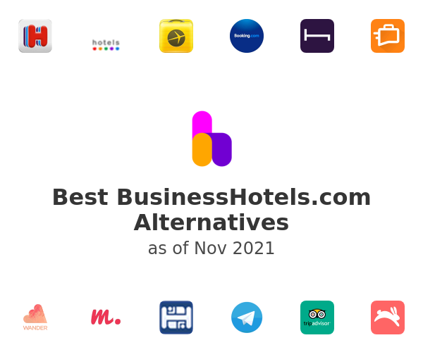 Best BusinessHotels.com Alternatives