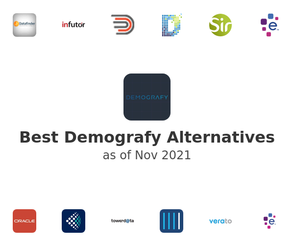 Best Demografy Alternatives