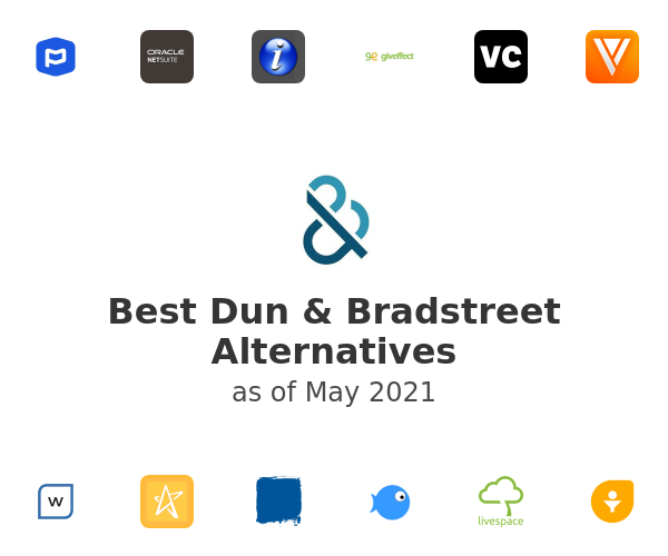 Best Dun & Bradstreet Alternatives