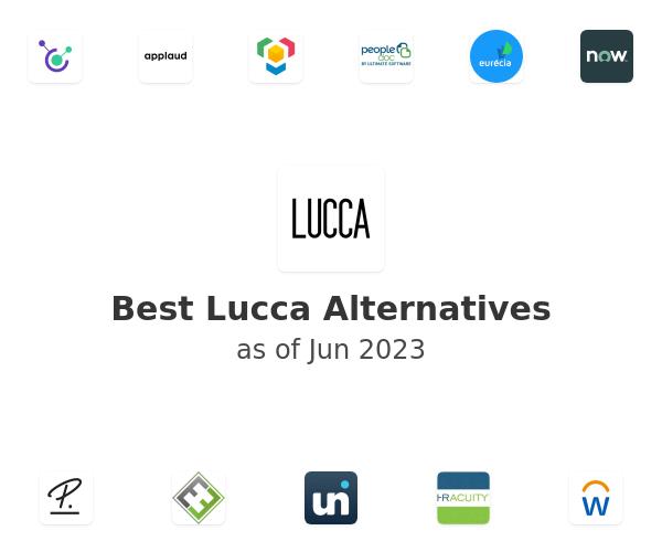 Best Lucca Alternatives