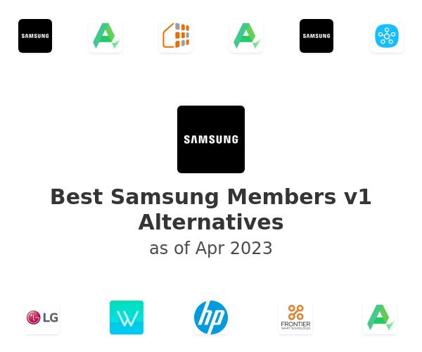 Best Samsung Members v1 Alternatives