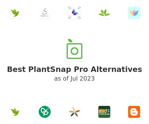 Best PlantSnap Pro Alternatives