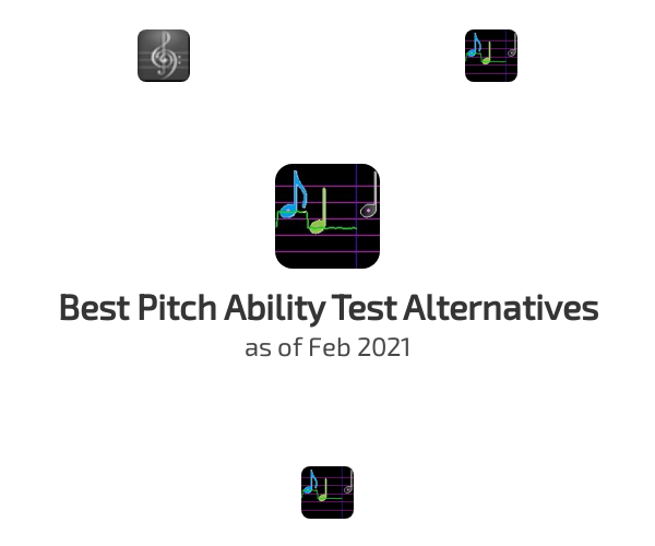 Best Pitch Ability Test Alternatives