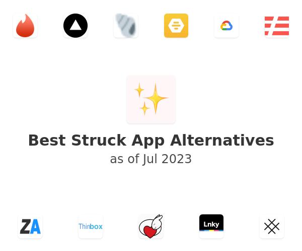 Best Struck App Alternatives