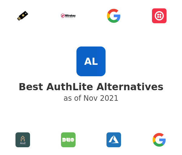 Best AuthLite Alternatives