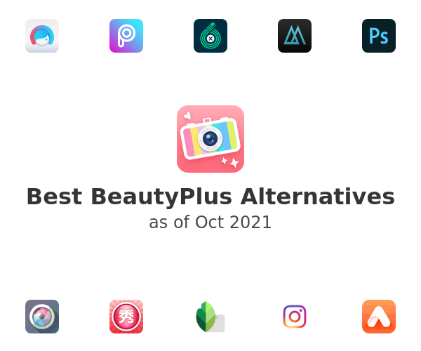 Best BeautyPlus Alternatives
