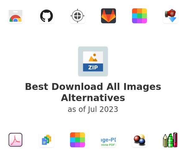 Best Download All Images Alternatives