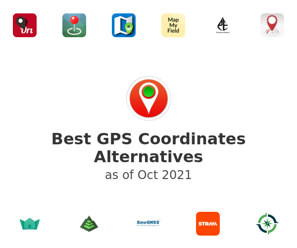 Best GPS Coordinates Alternatives
