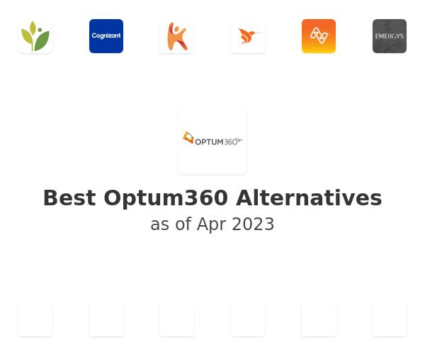 Best Optum360 Alternatives