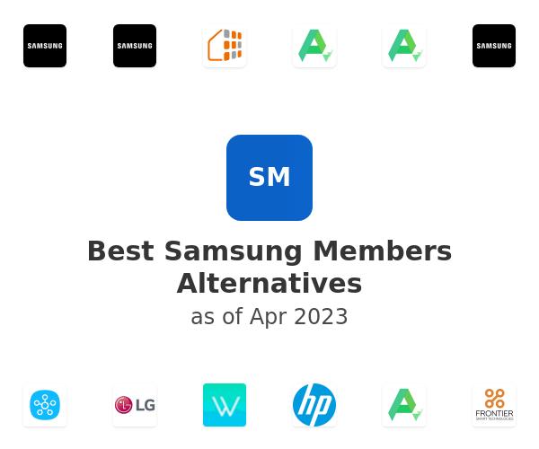 Best Samsung Members Alternatives