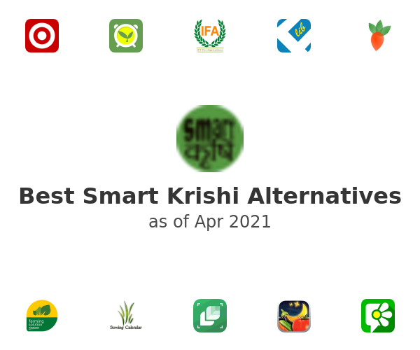 Best Smart Krishi Alternatives