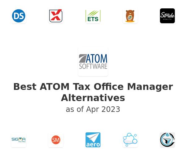Best ATOM Tax Office Manager Alternatives