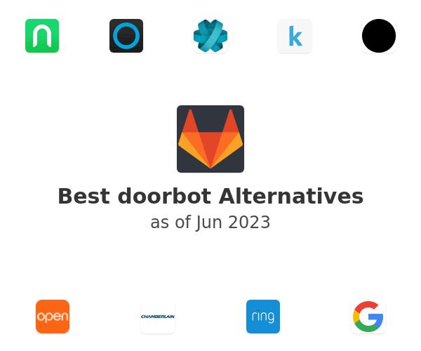 Best doorbot Alternatives