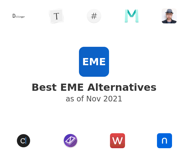 Best EME Alternatives